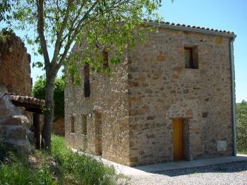 Casa rural a Baronia de Rialb (Noguera)