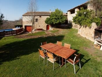 Casa rural en Pallerols de Rialb (Noguera)