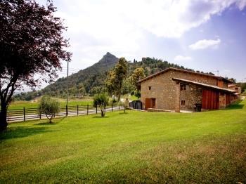 Casa rural a Santa Maria de Besora (Osona)