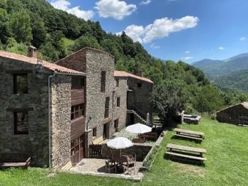 Casa rural a Ribes de Freser (Ripollès)