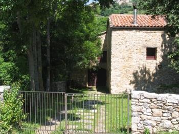 Casa rural a Pardines (Ripollès)