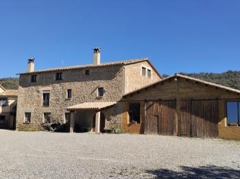 Casa rural a Lladurs (Solsonès)