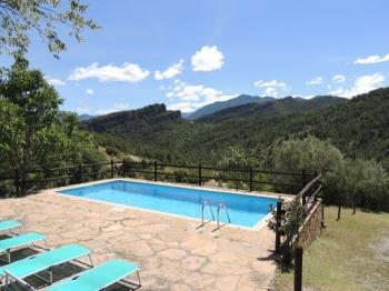 Casa rural a Coll de Nargó (Alt Urgell)