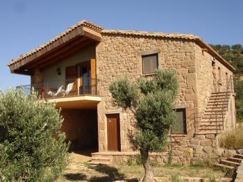 Casa rural en Lloberola (Segarra)
