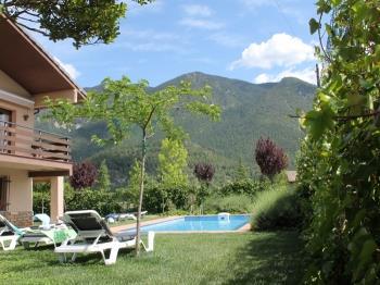 Casa rural en Coll de Nargó (Alt Urgell)
