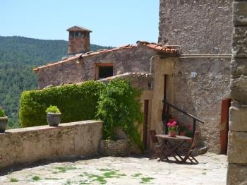 Casa rural a Castellterçol (Vallès Oriental)