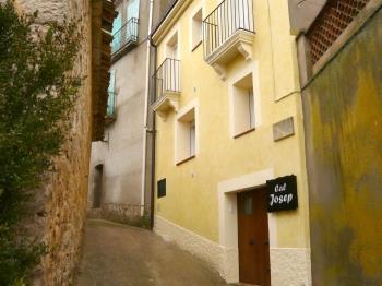 Casa rural a Portell (Segarra)