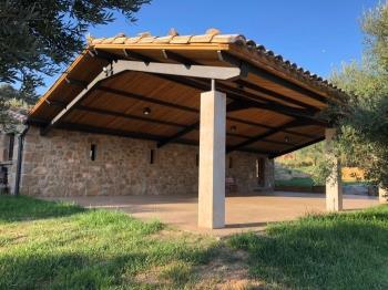 Casa rural a Lloberola- Sala Celebracions (Segarra)