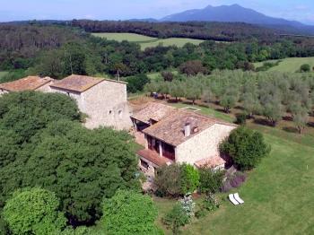 Casa rural a Cabanelles (Garrotxa)