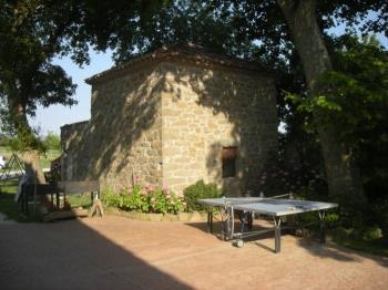 Casa rural a Vall d'en Bas (Garrotxa)