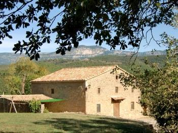 Casa rural en LLadurs (Solsonès)