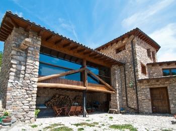 Casa rural a Buira (Alta Ribagorça)
