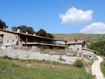 Casa rural a Montan de Tost (Alt Urgell)