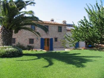 Casa rural a Alforja (Baix Camp)