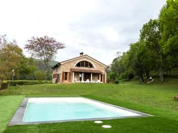 Casa rural en Hostalets d'en Bas (Garrotxa)