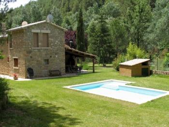 Casa rural en La Baronia de Rialb (Noguera)