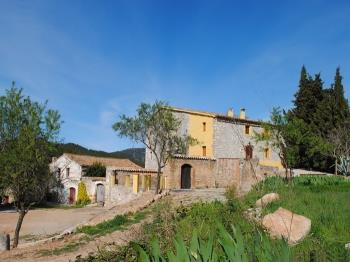 Casa rural a El Pla de Manlleu (Alt Camp)