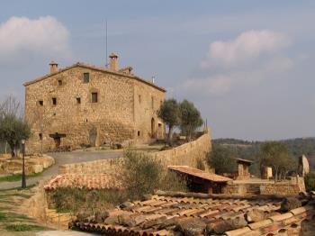 Casa rural a Lloberola (Segarra)