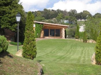 Casa rural en Castellterçol - Sala de celebracions (Vallès Oriental)