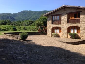 Casa rural a Santa Pau (Garrotxa)
