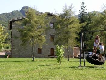 Casa rural en Santa Pau (Garrotxa)