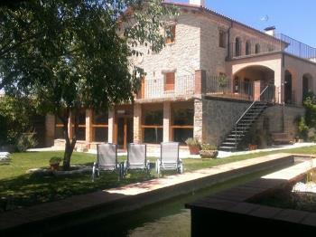 Casa rural en Ossó de Sió (Urgell)
