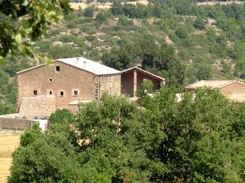 Casa rural en Llobera (Solsonès)