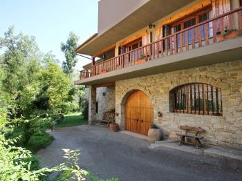 Casa rural en Vallfogona de Riucorb (Conca de Barberà)