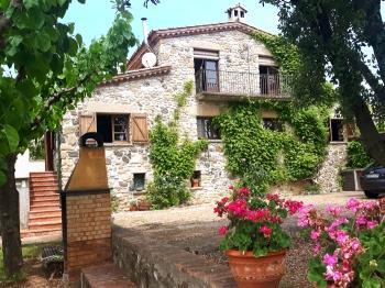 Casa rural en Montagut (Garrotxa)
