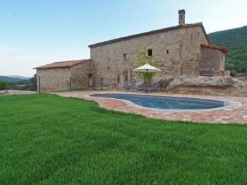 Casa rural a Montmajor (Berguedà)