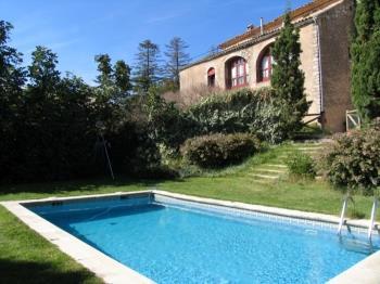 Casa rural a Castellfollit de Riubregós (Anoia)