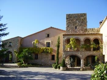 Casa rural a El Bruc (Anoia)
