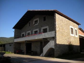 Casa rural en Vall d'en Bas (Garrotxa)