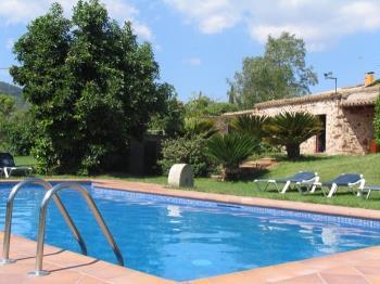 Casa rural a Vall-llobrega (Baix Empordà)