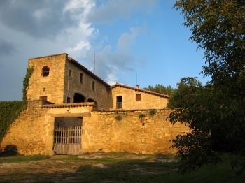 Casa rural a Sant Julià de Vilatorta (Osona)