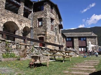 Casa rural en Serrat-Queralbs (Ripollès)