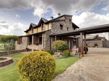 Casa rural a Arfa (Alt Urgell)