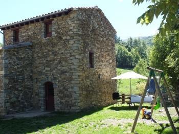 Casa rural en Puigsac (Ripollès)